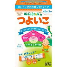 【A】 ビーンスターク つよいこ スティック (4g×18本) フォローアップ用ミルク