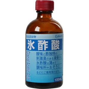 【y】 大洋製薬 食品添加物 氷酢酸 (100ml) 調味料やお掃除に