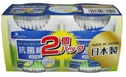 【y】 ピップ 抗菌綿棒 (200本入×2個セット)