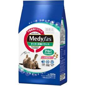 【J】 ペットライン メディファス 子ねこ 12か月まで チキン味 (250g*2袋)