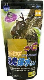 インセクトランド インセクトランド つぶつぶ消臭保水ジェル (350g) クワガタ虫 カブト虫 飼育用 昆虫用 【J】