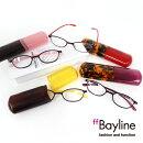 老眼鏡おしゃれBaylineリーディンググラスTR90軽量フレーム【あす楽対応】