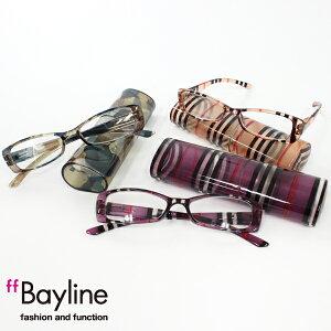 老眼鏡 おしゃれ レディース メンズ Bayline リーディンググラス 男女兼用