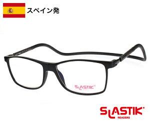 SLASTIK CAMDEN シニアグラス 1.0-1.5-2.0-2.5-3.0-3.5 老眼鏡 メンズ シンプル リーディンググラス TR90 軽量フレーム 首掛けメンズ 黒 おしゃれ 送料無料 men's 老眼鏡