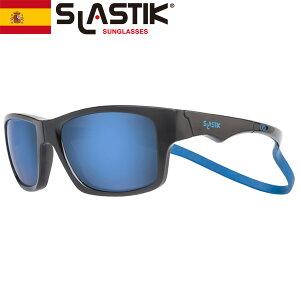 【SLASTIK】スラスティック サングラス URBAN DEEP SEA / 偏光レンズ TR90 軽量フレーム 首掛けメンズ 男性 ギフト 誕生日 送料無料