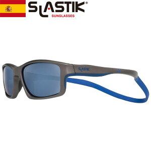 【SLASTIK】スラスティック サングラス METRO FOGGY LAKE /偏光レンズ TR90 軽量フレーム 首掛けメンズ 男性 ギフト 誕生日 送料無料