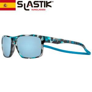 【SLASTIK】スラスティック サングラス LOFT GLASSY / 偏光レンズ TR90 軽量フレーム 首掛けメンズ 男性 ギフト 誕生日 送料無料