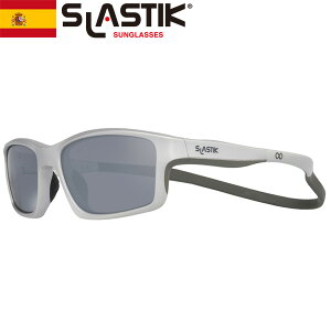 【SLASTIK】スラスティック サングラス METRO MAGIC SILVER / TR90 軽量フレーム 首掛けメンズ 男性 ギフト 誕生日 送料無料
