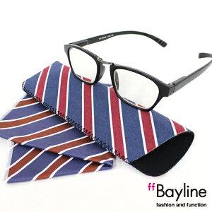 Bayline『neck readers』 リーディンググラス 老眼鏡&クロスセット 老眼鏡 おしゃれ ブルーライトカット シニアグラス