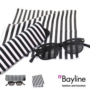 Bayline『neck readers sun glasses』ネックリーダーズfor SUN&クロスセット サングラス スタンダードレンズ UVカット メンズ レディース