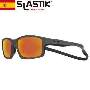 【SLASTIK】スラスティック サングラス METRO SMOKER / TR90 軽量フレーム 首掛けメンズ 男性 ギフト 誕生日 送料無料
