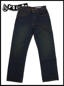 メンズファッション ボトムス ロングパンツ チノパン【VOLCOM国内正規品】VOLCOM VLCM Jean 30inc 【デニム】【ボルコム】【パンツ】【あす楽対応】