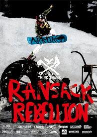 スノーボード DVD CD・DVD・楽器 DVD スポーツ スノーボード【2011-1012VIDEO】【Rnsack Rebellion】【ランサック・リベリオン】【スノーボード】【THINK THANK】【あす楽対応】