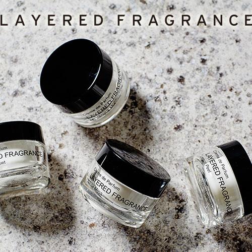 \送料無料/レイヤードフレグランス(LAYERED FRAGRANCE) クリーム 香水 レディース 香水 メンズ 練り香水