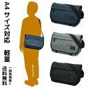 ショルダーバッグ メンズ レディース バッグ 落ち着いた色 軽量バッグ ショルダーバック 軽い ファスナー収納…