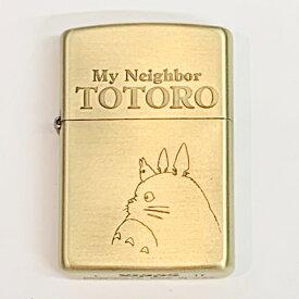 隣のトトロ ジッポ ライター ZIPPO zippo トトロ横顔 となりのトトロ ととろ