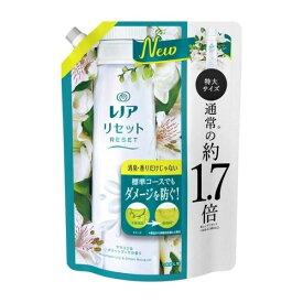 【ケース販売】【1ケース6個入】P&G レノアリセット ヤマユリ&グリーンブーケの香り つめかえ用 特大 795ml