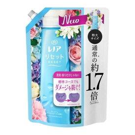 【ケース販売】【1ケース6個入】P&G レノアリセット フレッシュパステルブーケの香り つめかえ用 特大 795ml