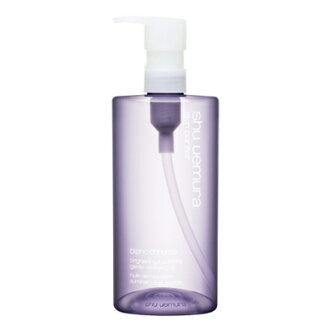 Shu uemura and Shu Uemura blank Roma bright & polished cleansing oil 450 mL cleansing oil