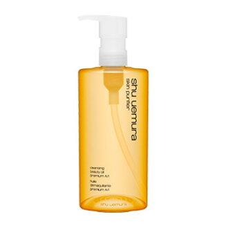 Shu uemura / Shu Uemura cleansing beauty oil premium/1 450mL medicated cleansing cleansing oil