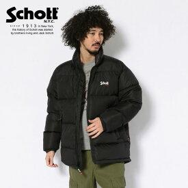 Schott/ショット 公式通販 | HYBRID DOWN JACKET/ハイブリッド ダウン ジャケット【送料無料】