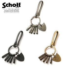 Schott/ショット 公式通販 | FISH HOOK KEY-RING/フィッシュ フック キーリング キーフック 鍵 カギ【送料無料】
