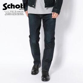 Schott/ショット 公式通販 | STRETCH TAPERED INDIGO DENIM/ストレッチ テーパード インディゴ デニム ジーパン ジーンズ パンツ ズボン