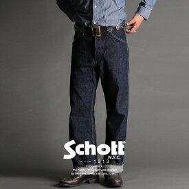 Schott/ショット 公式通販 | 日本製 13オンス デニムパンツ ジーンズ ワイド13oz JEANS WIDE GLIDE【送料無料】