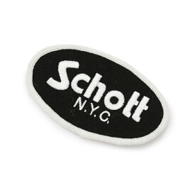Schott/ショット 公式通販 | SCHOTT/ショット/ BASIC LOGO PATCH/ベーシック ロゴ パッチ ワッペン