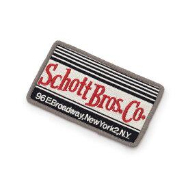 Schott/ショット 公式通販 | SCHOTT/ショット/ EAST BAY CREW PATCH/イースト ベイ クルーパッチ ワッペン