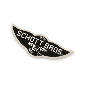 Schott/ショット 公式通販 | SCHOTT/ショット/ MFG LOGO PATCH/MFG ロゴパッチ ワッペン
