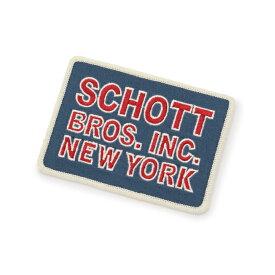 Schott/ショット 公式通販 | SCHOTT/ショット/ SIGN SCHOTT BROS. PATCH/ショット ブロス サイン パッチ ワッペン