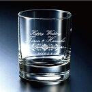 名入れグラス イタリア製 クリスタルロックグラス【彫刻込み】【コンビニ受取対応商品】お誕生日・バレンタインデー・プレゼント・父の日・還暦祝い・記念などに! 名入れ/刻印/名前入れ/彫刻/ネーム入れ/グラス/ロックグラス/GLASS/クリスタルグラス