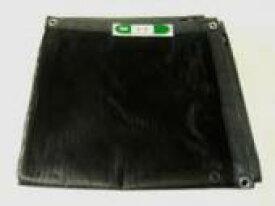 飛散防止ネット(塗装メッシュシート)(黒)3.6m×5.4m【5枚梱包入り】ラッセル織で高い飛散効果