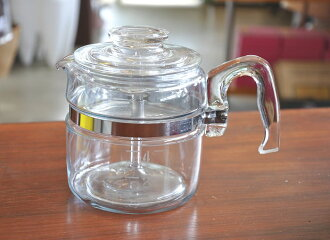 Pyrex frame were 4 cup percolator Pyrex PYREX Corning coffee maker