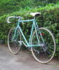 Friend company Leopard road racer Friend Leopard Suginami-order bicycle vintage Shimano 600 TANGE chromoly