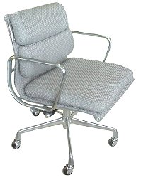 Eames Herman Miller Pads And Group Management Chair Herman Miller Eames  Aluminum Revolving Payment CP