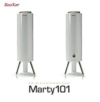 Bauxar Beaux Arts Marty 101 marty101 time domain theory time domain speakers amp built-in Tower Speaker Marty Marty 101 101