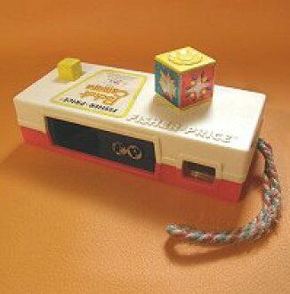 费舍尔价格费雪老式玩具袖珍相机玩具