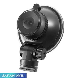【JAPANAVE.ドライブレコーダーGT65専用ホルダースタンド360°録画前後】ドラレコ2カメラ駐車監視日本製コムテックバイクユピテル車人感センサーカメラ高画質4K400万画素動体検知GPSWifi超小型