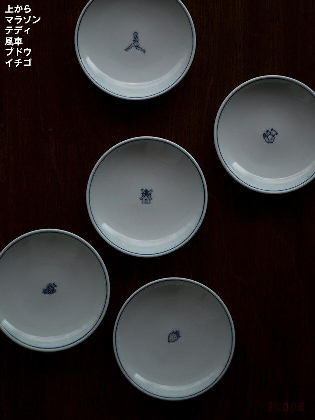 東屋 / 藍九谷プチ印手
