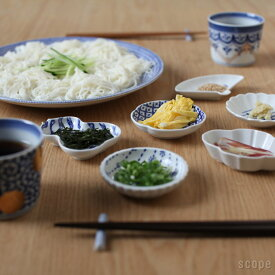 【スコープ別注】東屋 / 印判豆皿