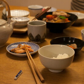 東屋 / 花茶碗 小 土灰