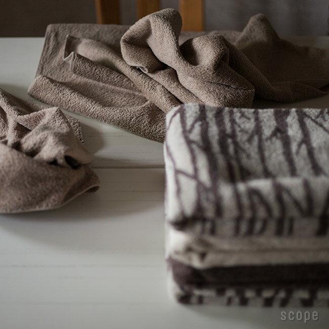 スコープ / house towel ベージュ ミニバスタオル [scope]