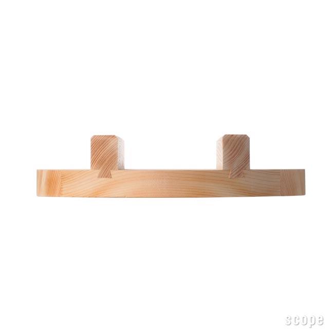 木屋 / 和蒸籠 八寸用 蓋