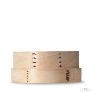 木屋 / 和蒸籠 八寸 身 浅型