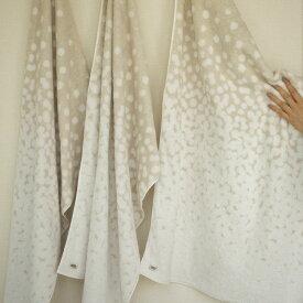 スコープ / ハウスタオル Warm snow ミニバスタオル [scope house towel]