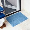 スコープ / ハウスタオル バスマット ブルー [scope house towel]