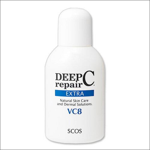 水溶性ビタミンC誘導体(プロビタミンC)8%配合 美容液!ディープC.リペアEX【SCOS(エスコス)】【RCP】
