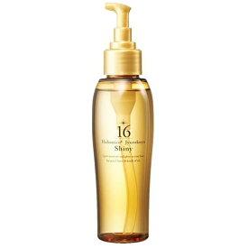 ハホニコ 16油シャイニー ジュウロクユシャイニー ヒーティング対応オイル 120ml ベタつかない驚きのウルツヤ髪へ。 ヘアオイル 髪 天然由来オイル成分 ウルツヤ髪 紫外線 ドライヤー 送料無料